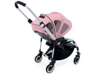 Immagine di Bugaboo capottina Breezy per passeggino Bee soft pink - accessori