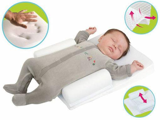 Immagine di Doomoo supporto schiena per culla e carrozzina Supreme Sleep small - Accessori vari