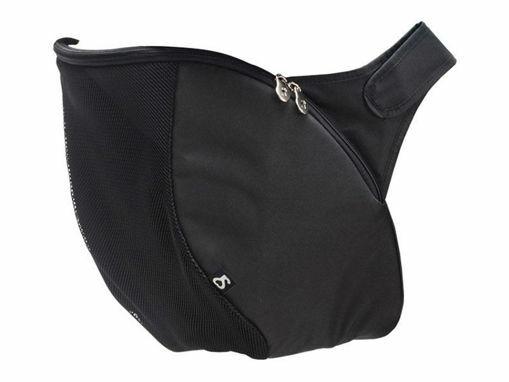 Immagine di Doona borsa porta oggetti Extra Snap nero - Borse e organizer