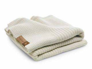 Immagine di Bugaboo copertina in lana bianco avorio - Accessori vari