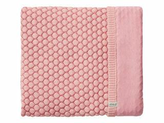 Immagine di Joolz coperta Essentials Honey Comb rosa - Corredino nanna