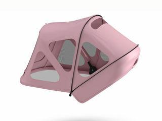 Immagine di Bugaboo capottina Breezy per passeggino Donkey soft pink - accessori