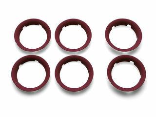 Immagine di Bugaboo cerchioni passeggino Bee5 rosso scuro - Accessori vari