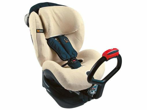 Immagine di BeSafe copertura protettiva per seggiolini iZi Kid-Combi-Comfort beige - Copri seggiolino auto