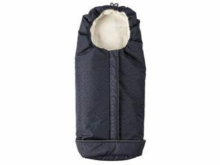 Immagine di Nuvita sacco passeggino Pop ovale blu - Coprigambe e sacchi