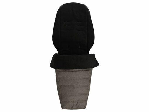 Immagine di Baby Jogger sacco invernale per passeggino City Select Lux taupe - Coprigambe e sacchi