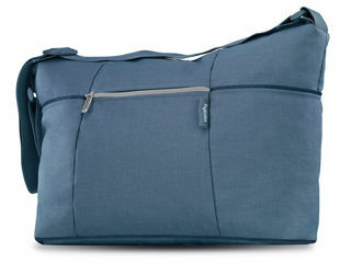 Immagine di Inglesina borsa Day Bag per passeggino Trilogy artic blue - Borse e organizer