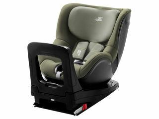 Immagine di Britax-Roemer seggiolino DualFix i-Size olive green - Seggiolini auto i-Size