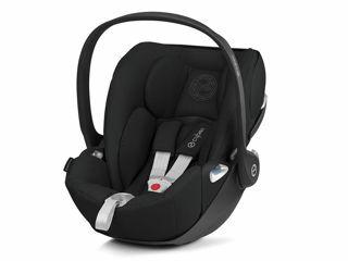 Immagine di Cybex Platinum seggiolino Cloud Z i-Size deep black - Seggiolini auto i-Size