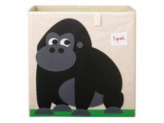 Immagine di 3 Sprouts contenitore portaoggetti gorilla - Accessori vari