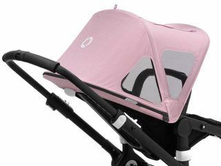Immagine di Bugaboo capottina Breezy Fox e Cameleon³ soft pink - accessori