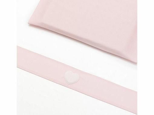Immagine di Erbesi completo lenzuolino 3pz Ariel rosa - Corredino nanna