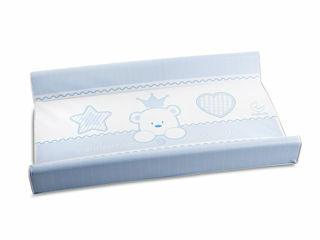 Immagine di Italbaby materassino fasciatoio Baby Re azzurro - Materassini