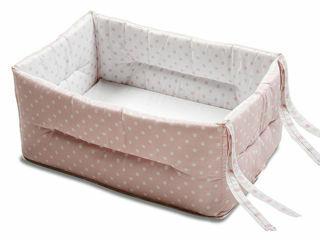 Immagine di Italbaby riduttore lettino Bebè pois rosa - Riduttori lettino