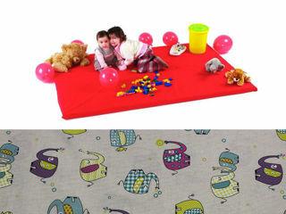 Immagine di Baby's Clan tappeto gioco Elefante - Palestrine e tappeti