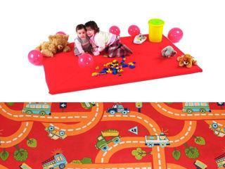 Immagine di Baby's Clan tappeto gioco Autostrada - Palestrine e tappeti