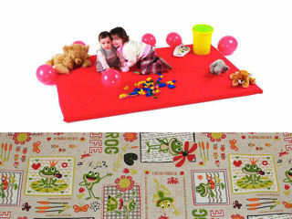 Immagine di Baby's Clan tappeto gioco Rana - Palestrine e tappeti