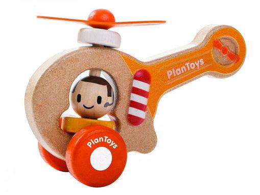 Immagine di PlanToys elicottero - Educativi