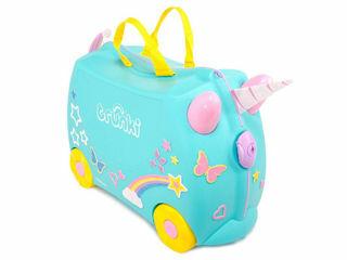 Immagine di Trunki valigia cavalcabile una unicorn - Zainetti e valigie