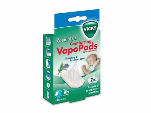 Immagine di Vicks piastrine Vapo Pads rosmarino + lavanda - Umidificatori