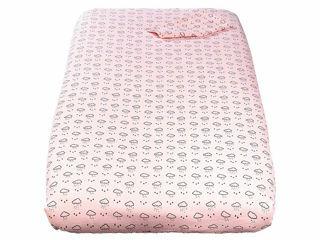 Immagine di Picci piumino + federa + coprimaterasso per lettino Liberty rosa - Corredino nanna
