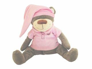 Immagine di Doodoo orsacchiotto rosa - Peluches