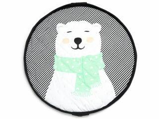 Immagine di Play&Go tappeto 2in1 orso polare - Palestrine e tappeti