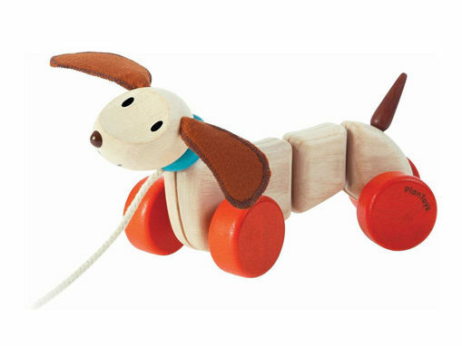 Immagine di PlanToys cagnolino felice Happy Puppy - Educativi