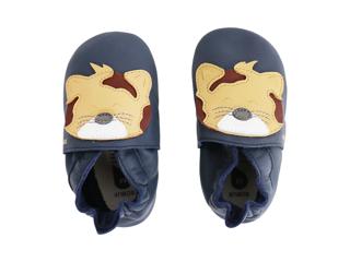 Immagine di Bobux scarpa neonato Soft Sole tg. L leopardo navy - Scarpine neonato
