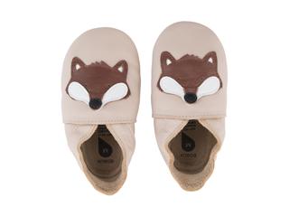 Immagine di Bobux scarpa neonato Soft Sole tg. L volpe beige - Scarpine neonato