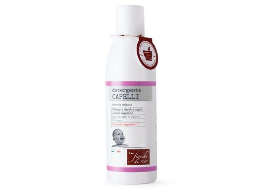 Immagine di Fiocchi di Riso detergente capelli 200 ml - Creme bambini