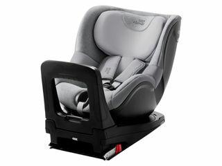 Immagine di Britax-Roemer seggiolino DualFix M i-Size grey marble - Seggiolini auto i-Size