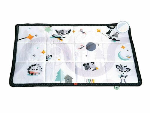 Immagine di Tiny Love tappeto gioco Black & White Super Mat - Palestrine e tappeti