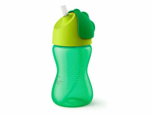 Immagine di Avent Philips tazza con cannuccia 300 ml maschio - Tazze e bicchieri