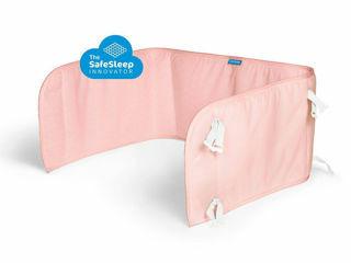 Immagine di Aerosleep paracolpi traspirante per lettino rosa - Corredino nanna
