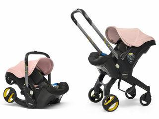 Immagine di Doona+ infant car seat rosa blush - Seggiolini 0-15 mesi