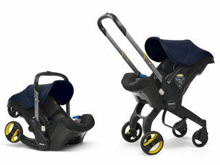 Immagine di Doona+ infant car seat blu royal - Seggiolini 0-15 mesi