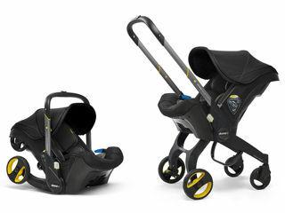 Immagine di Doona+ infant car seat nero nitro - Seggiolini 0-15 mesi