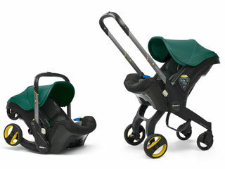 Immagine di Doona+ infant car seat verde racing - Seggiolini 0-15 mesi