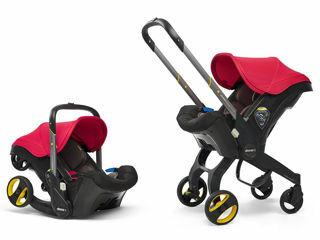 Immagine di Doona+ infant car seat rosso flame - Seggiolini 0-15 mesi
