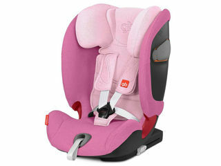Immagine di GB seggiolino Everna-Fix sweet pink - Seggiolini 1-12 anni