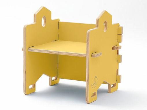 Immagine di Cocò&Design Bice poltroncina libreria pera - Complementi d'arredo