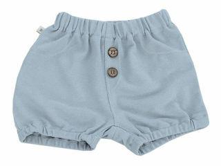Immagine di Bamboom pantaloncino corto maschietto azzurro tg 1 mese - Pantaloni