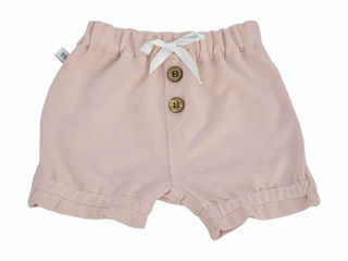Immagine di Bamboom pantaloncino corto femmina rosa tg 6 mesi - Pantaloni