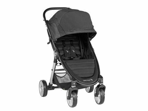 Immagine di Baby Jogger passeggino City Mini2 4 ruote jet - Passeggini