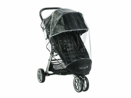 Immagine di Baby Jogger parapioggia per City Mini2 3 ruote e Mini GT2 - Parapioggia