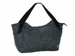 Immagine di Laessig borsa Green Label Twin Bag triangle dark grey - Borse e organizer