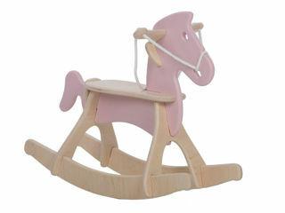 Immagine di Alondra cavallo a dondolo Rocky coral - Giochi cavalcabili