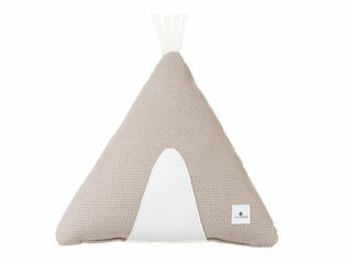 Immagine di Alondra cuscino decorativo Tenda arena - Materassi e cuscini