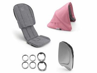 Immagine di Bugaboo Ant Style Set pink melange - Sedute